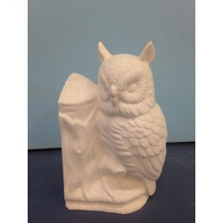 owl-bookend