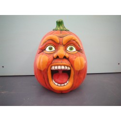 Pumpkin-Screaming