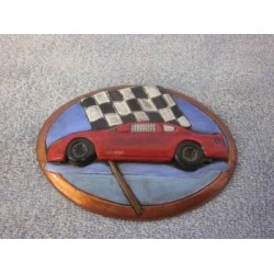 Race Car Insert