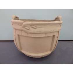 Planter Wood Bucket