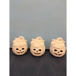 Pumpkin Great Pumpkin Jr. (set of 3)