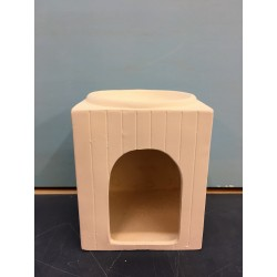 Melting Pot Birdhouse