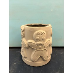 Planter Gingerbread (PLA-125)