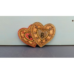 Valentine Heart Plaque