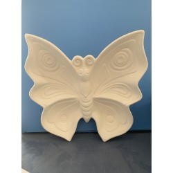 Large Butterfly Plate (BIR-45)