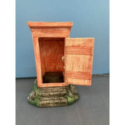 Outhouse with Base (COW-22)