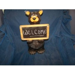 Bear Standing Sign (BE-36)
