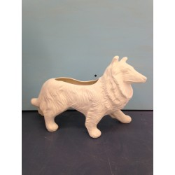 collie-planter