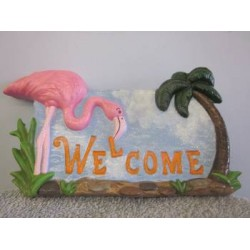 flamingo-welcome-sign