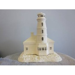 Lighthouse Tower With Base