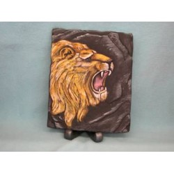 lion-plaque